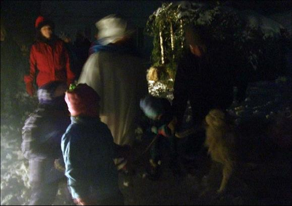 Winterport Nativity 2007 Image