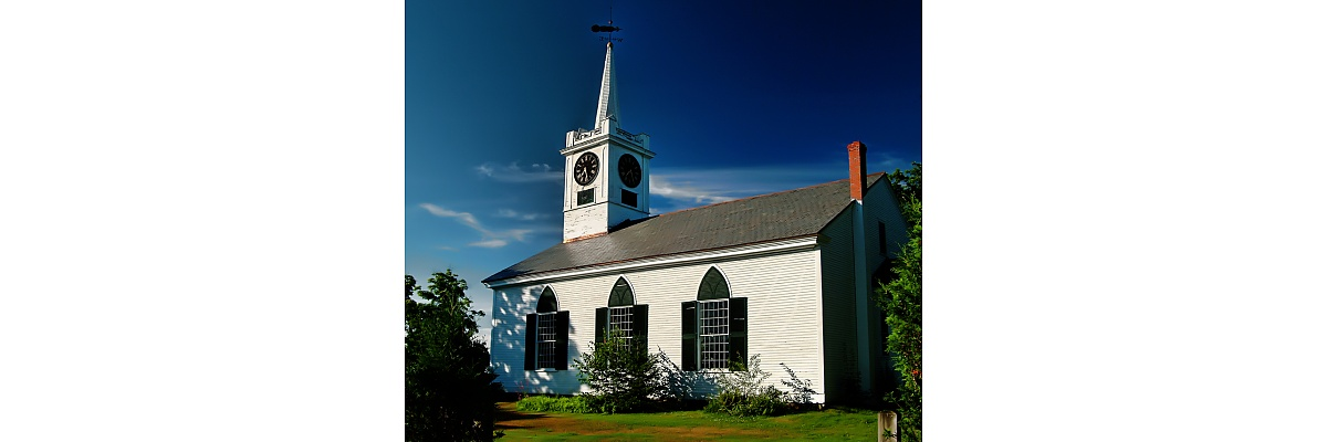 Winterport Union Meeting House