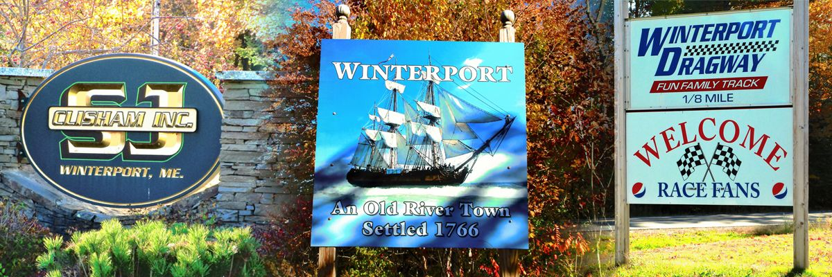 Businesses in Winterport