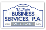 Higgins business services